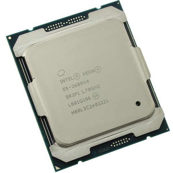 Процесор серверний Intel Xeon E5-2609V4 1.7GHz box (BX80660E52609V4)фото