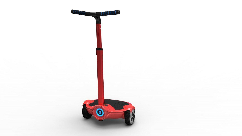 Гироскутер IO CHIC FAIRY RED фото
