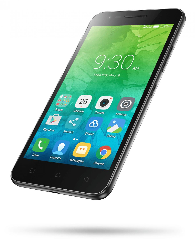 Смартфон Lenovo C2 DS (K10a40) Black фото 4
