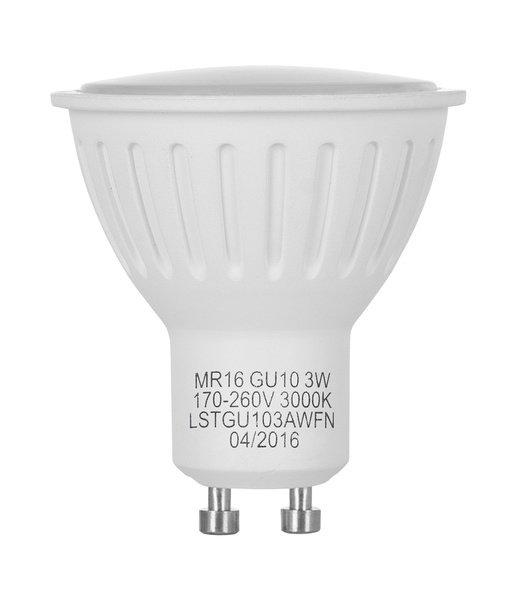 Светодиодная лампа ERGO Standard MR16 GU10 3W 220V 3000K (LSTGU103AWFN) фото 2
