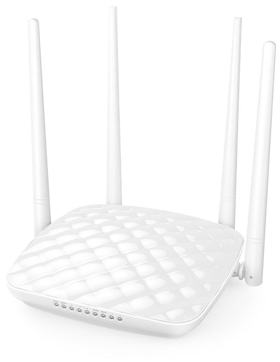 Роутер TENDA FH456 802.11n 300Mbit/c 3xFE LAN, 1xFE WAN, 4*5dBi Ant фото 2