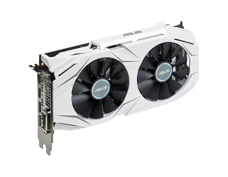 Видеокарта ASUS GeForce GTX 1060 3GB GDDR5 DUAL OC (DUAL-GTX1060-O3G) фото 2
