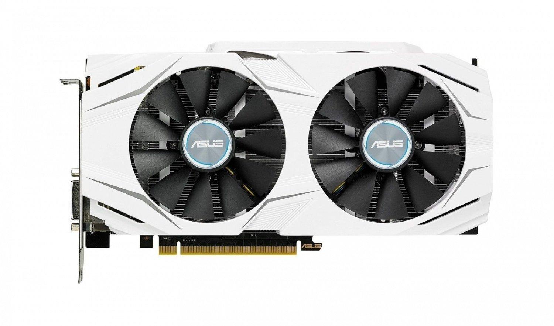 Видеокарта ASUS GeForce GTX 1060 3GB GDDR5 DUAL OC (DUAL-GTX1060-O3G) фото 3