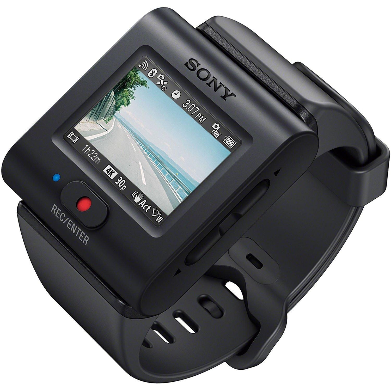 Экшн-камера SONY HDR-AS300 + пульт д/у RM-LVR3 (HDRAS300R.E35) фото