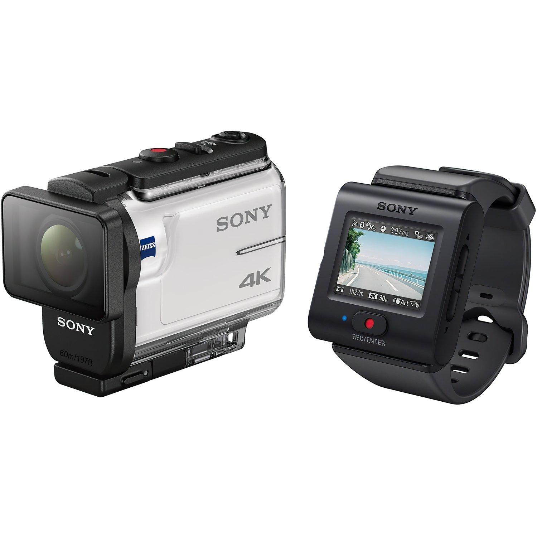 Экшн-камера SONY FDR-X3000 + пульт д/у RM-LVR3 (FDRX3000R.E35) фото