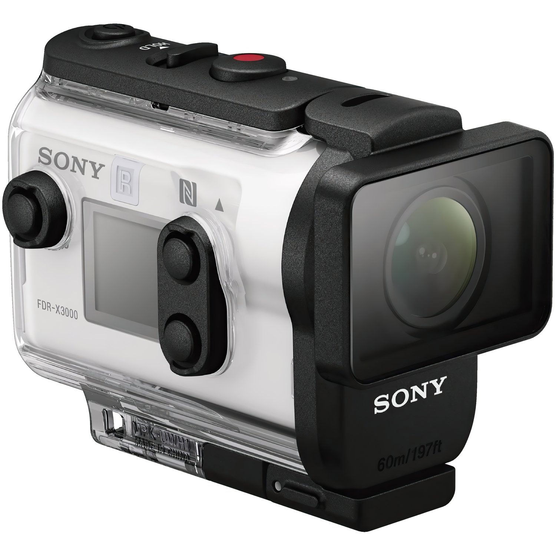 Экшн-камера SONY FDR-X3000 (FDRX3000.E35) фото