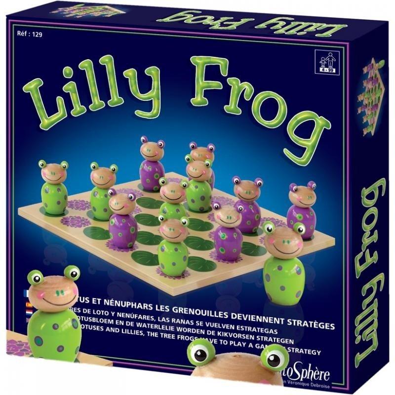 Шахматы SentoSphere Маленькие лягушата 12 шт (129) фото 2