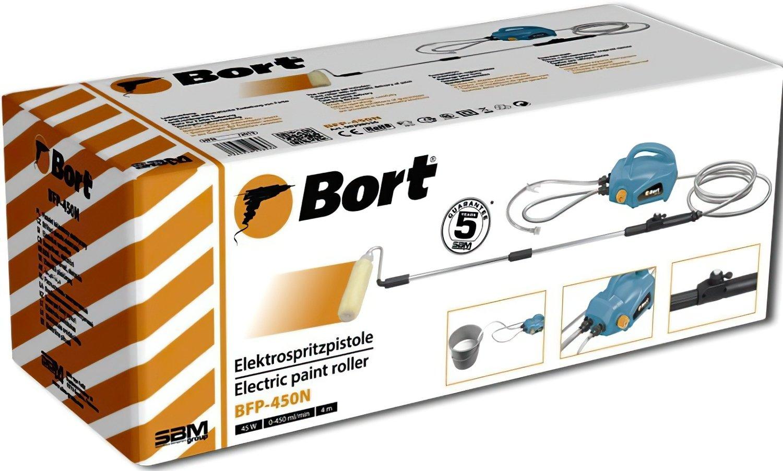 Фарбопульт електричний Bort BFP-450Nфото