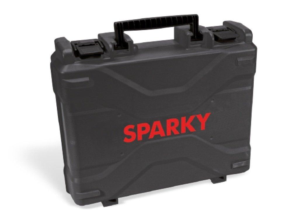 Аккумуляторный ударный шуруповерт Sparky BUR2 18 Li фото