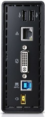Док-станція Lenovo ThinkPad Basic USB 3.0 Dock (40AA0045EU) фото2