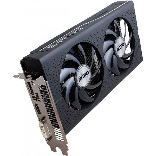 Видеокарта SAPPHIRE Radeon RX 460 4GB GDDR5 Nitro (11257-02-20G) фото 3