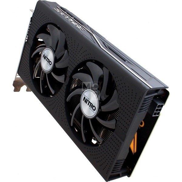 Видеокарта SAPPHIRE Radeon RX 460 4GB GDDR5 Nitro (11257-02-20G) фото 4