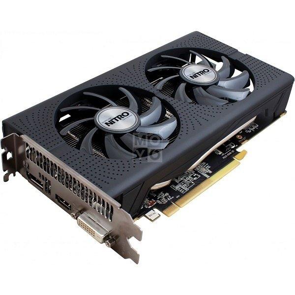 Видеокарта SAPPHIRE Radeon RX 460 4GB GDDR5 Nitro (11257-02-20G) фото 2