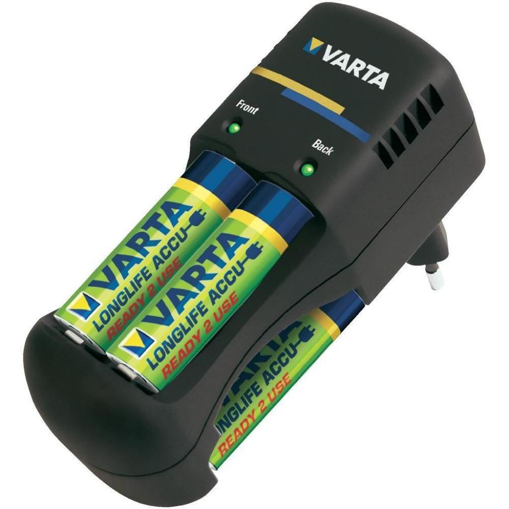 Зарядний пристрій VARTA Pocket Charger empty (57642101401) фото