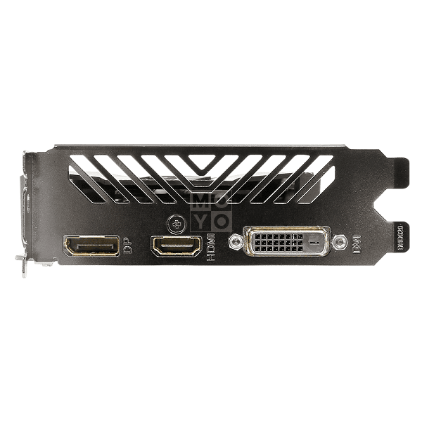 Видеокарта GIGABYTE GeForce GTX 1050 Ti 4GB DDR5 (GV-N105TD5-4GD) фото