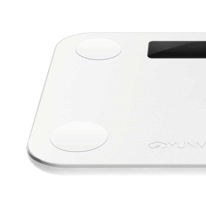 Розумні ваги YUNMAI Mini Smart Scale (White) білі фото