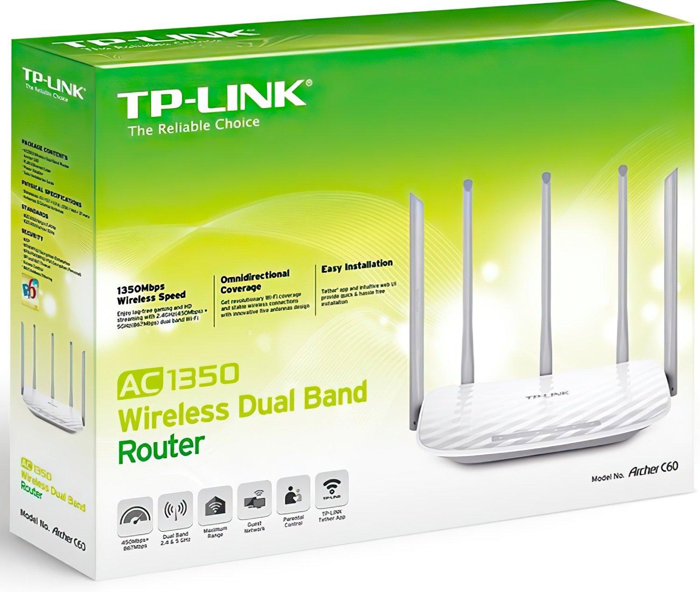 Роутер TP-LINK Archer-C60 фото4
