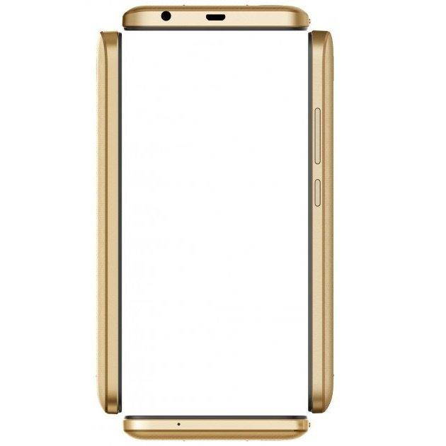 Смартфон ZTE Blade A601 Gold фото 3