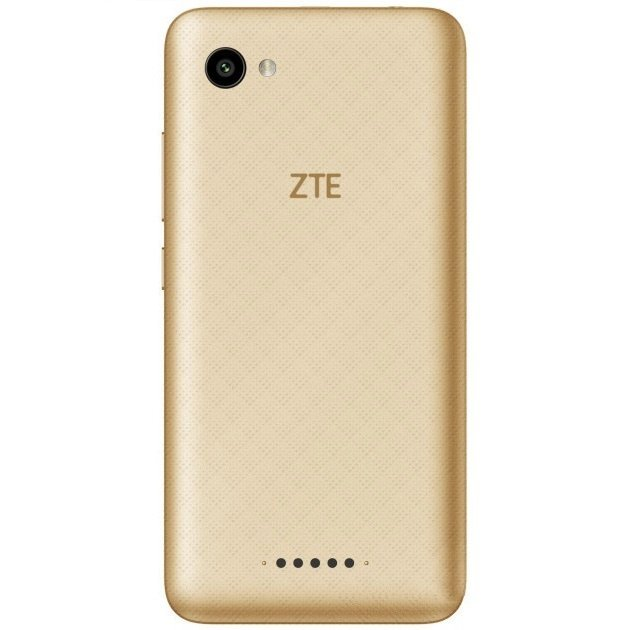 Смартфон ZTE Blade A601 Gold фото 2