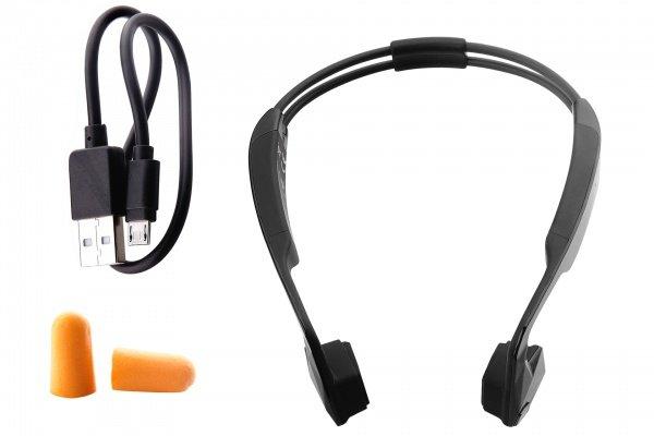Наушники Bluetooth Sigma HEADSET X-MUSIC H81 SAFETY Black фото 3