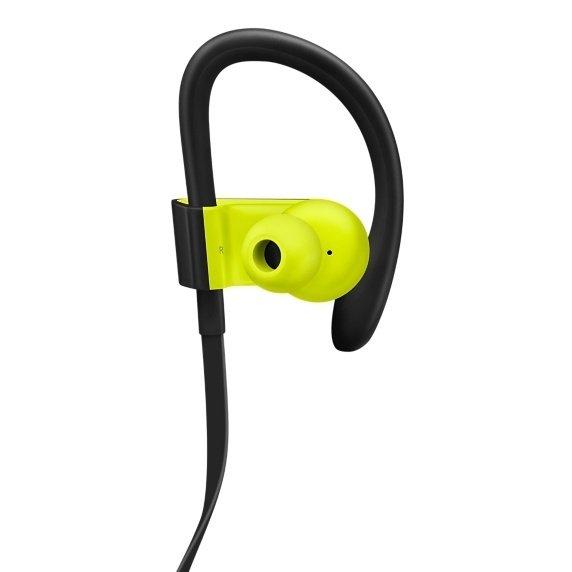 Наушники Beats Powerbeats 3 Wireless Shock Yellow (MNN02ZM A) фото 2 09dadb0638e5b