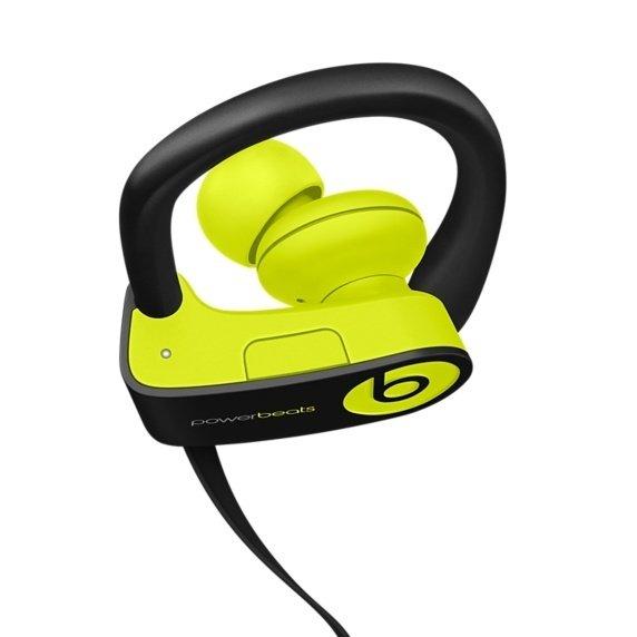 Наушники Beats Powerbeats 3 Wireless Shock Yellow (MNN02ZM A) фото 5 e4025723e2c6a