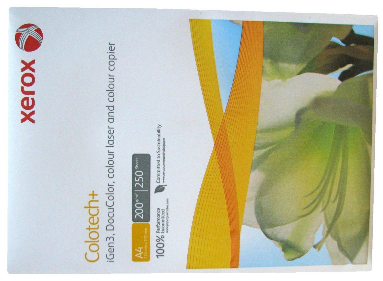 Бумага Xerox COLOTECH + (200) A4 250арк. AU (003R97967) фото