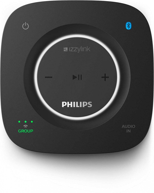 Портативна акустика Philips BM6B фото