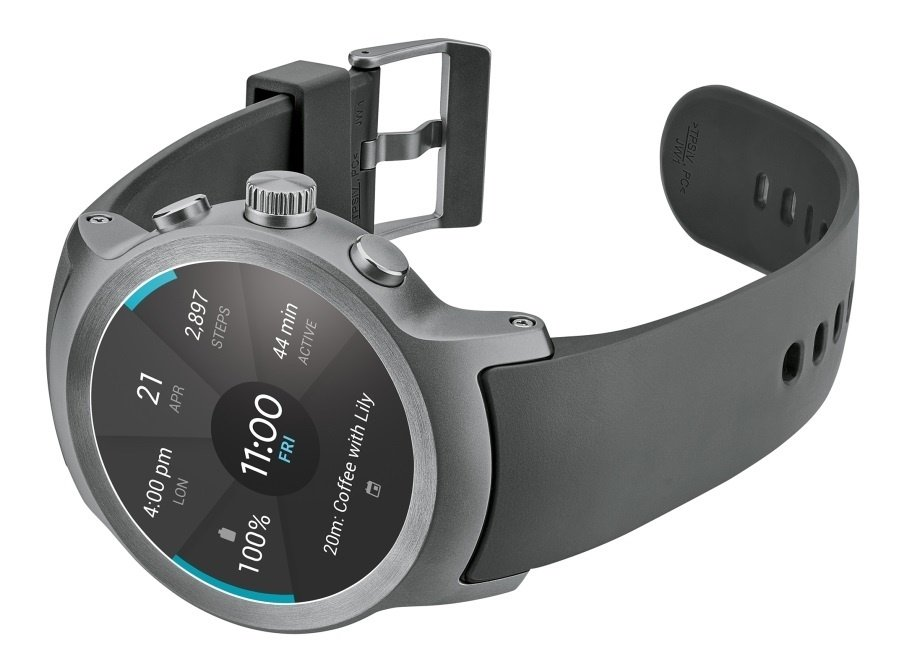 ≡ Смарт-годинник LG Watch Sport – купити в Києві  dc5fc89bf0309