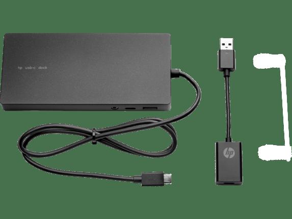 Док-станція HP Elite USB-C Docking Station G2 фото2