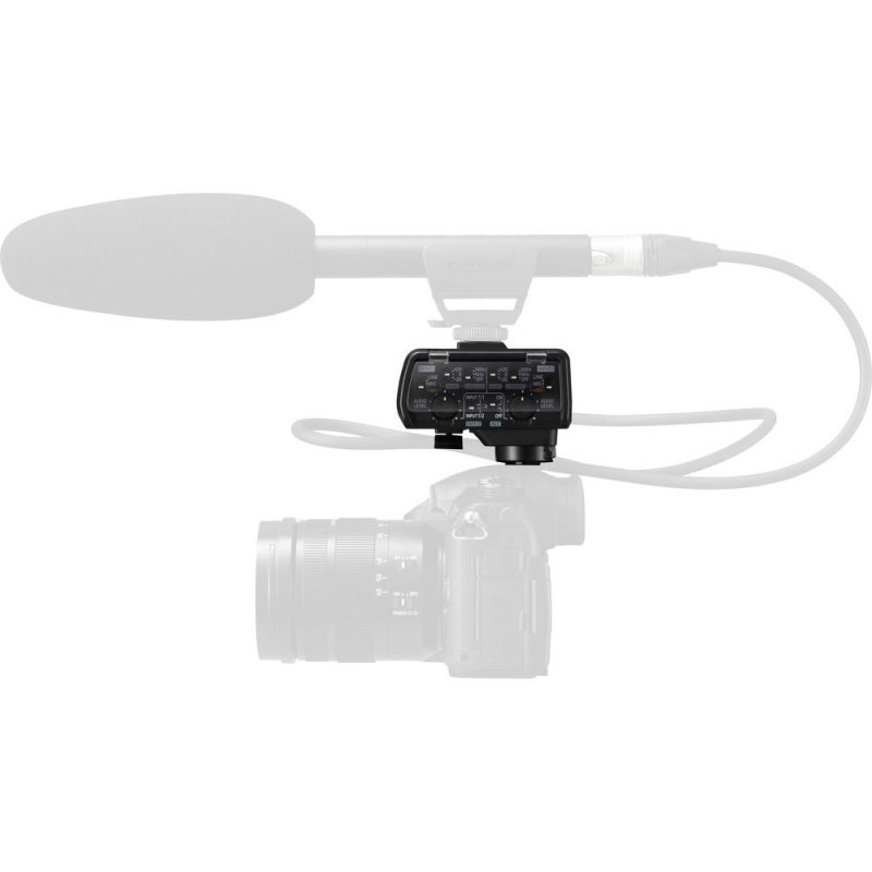 Адаптер для микрофона Panasonic для фотокамеры LUMIX GH5 (DMW-XLR1E) фото 5