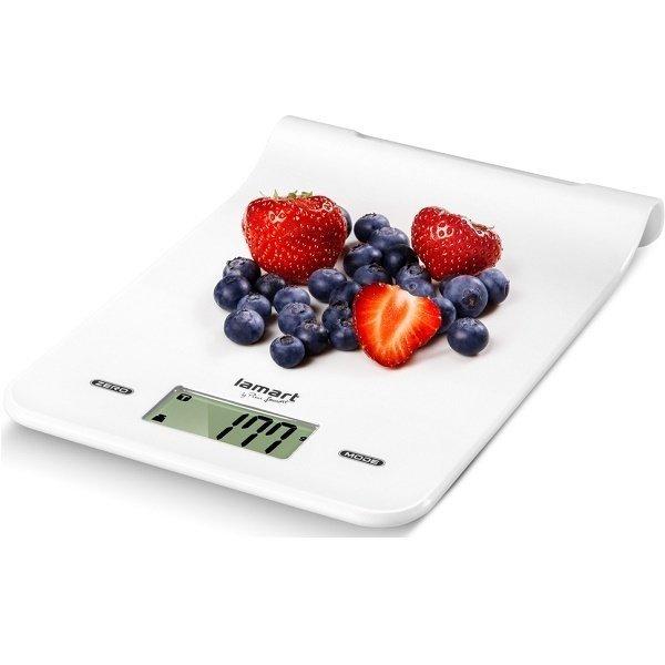 Весы кухонные Lamart LT7023 фото