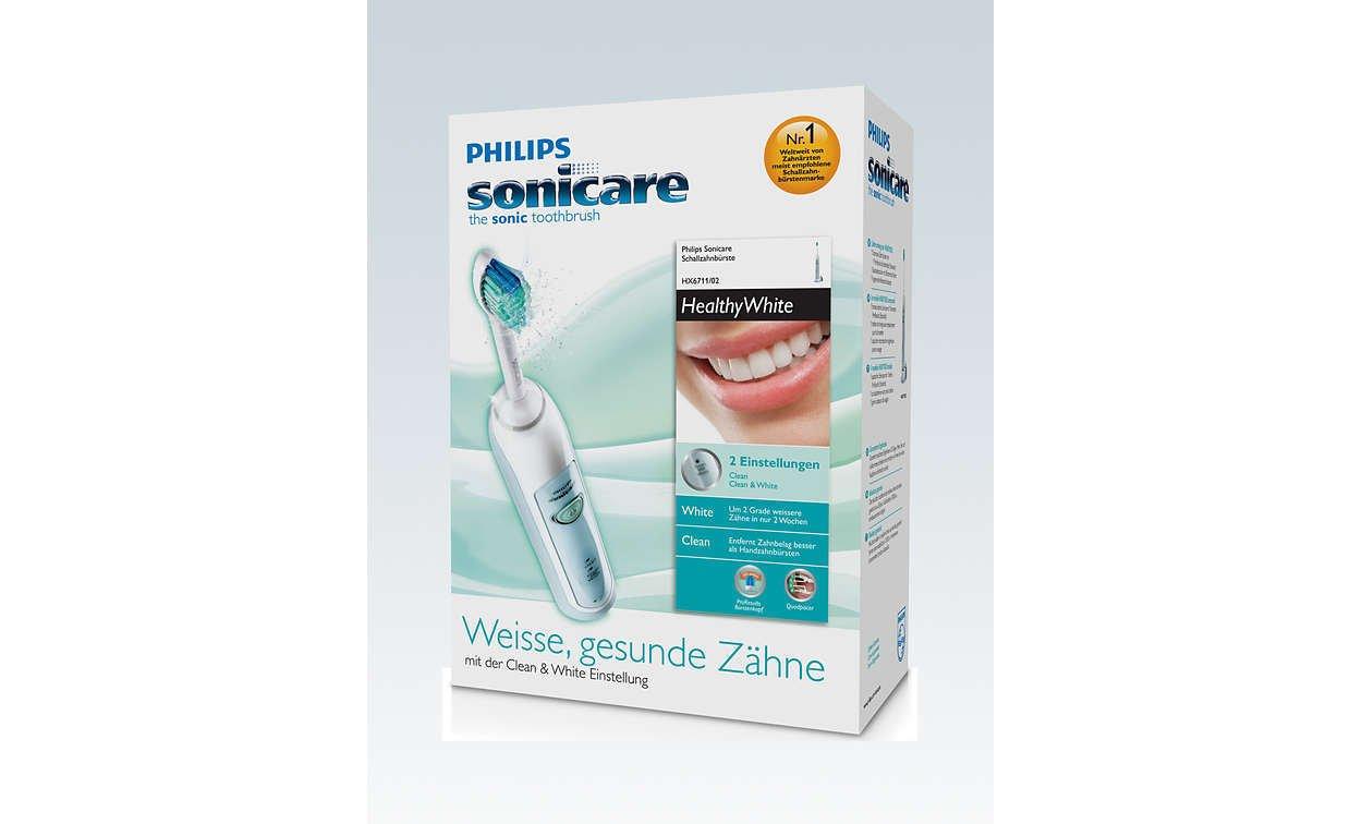 Електрична звукова зубна щітка Philips Sonicare HealthyWhite HX6711 02фото11 f4e2b45d26ea9