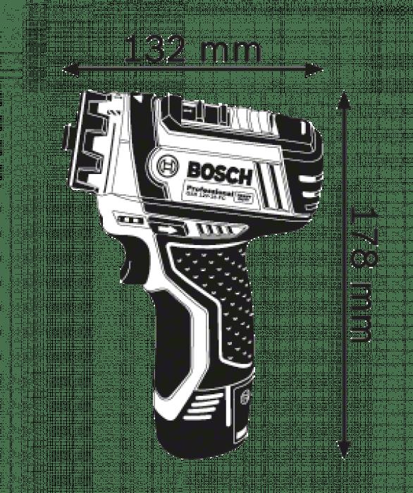 Багатофункціональний інструмент Bosch GSR 12V-15 FCфото2