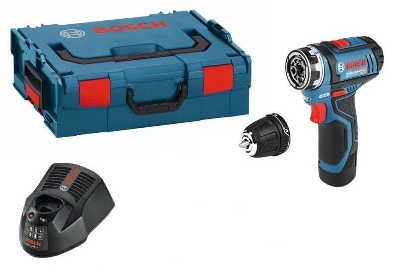Багатофункціональний інструмент Bosch GSR 12V-15 FCфото3