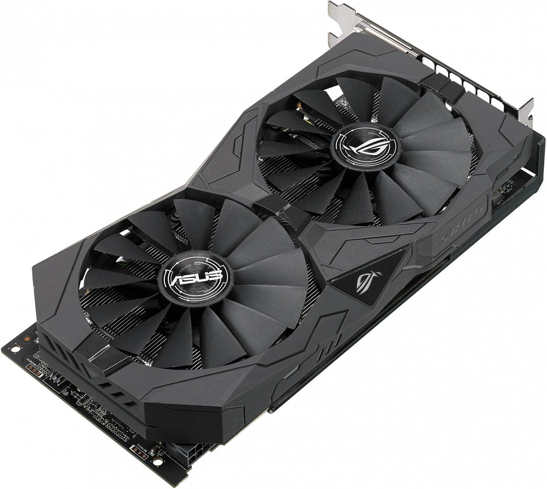 Видеокарта ASUS Radeon RX 570 ROG Strix 4GB GDDR5 (STRIX-RX570-4G-GAMING) фото 3