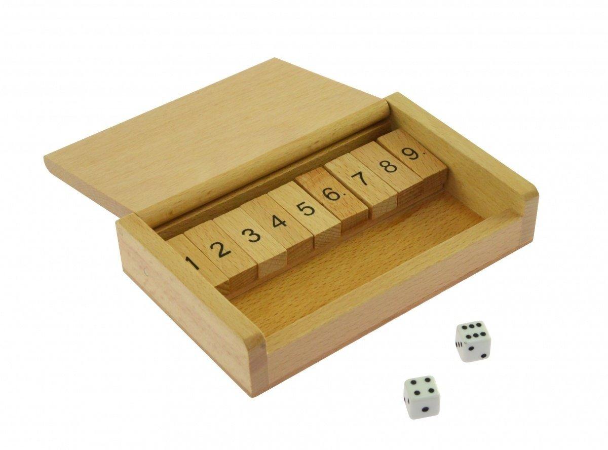 Настольная игра goki Мастер счета в коробочке (HS185) фото 2