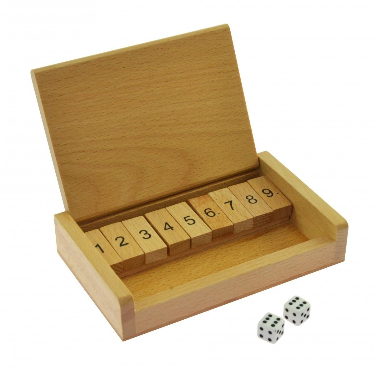 Настольная игра goki Мастер счета в коробочке (HS185) фото 3