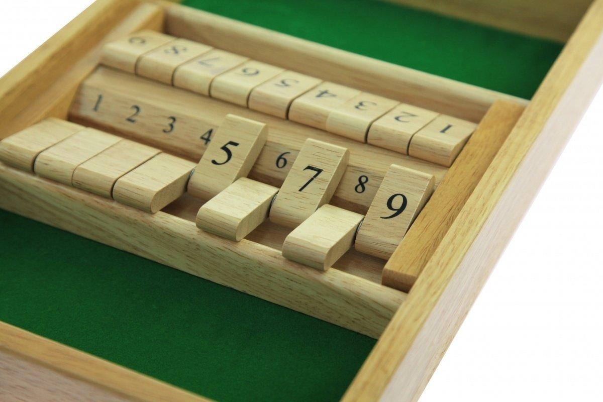 Настольная игра goki Мастер счета для двоих (56897) фото