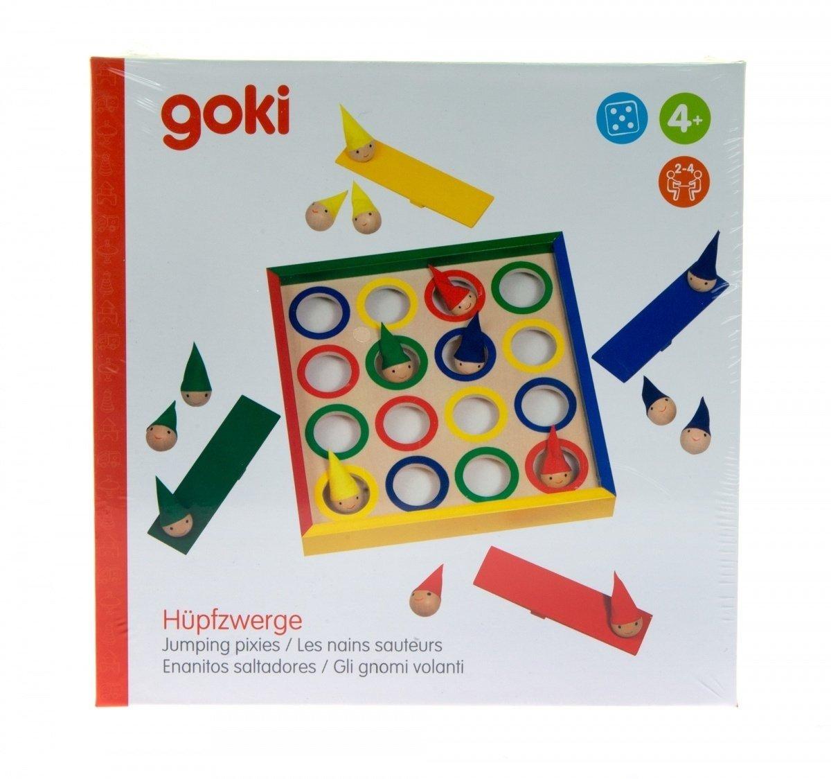 Настольная игра goki Летающие эльфы (HS107) фото