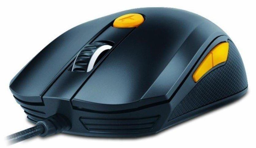 Ігрова миша Genius M8-610 USB Gaming Black/Yellow (31040064102) фото