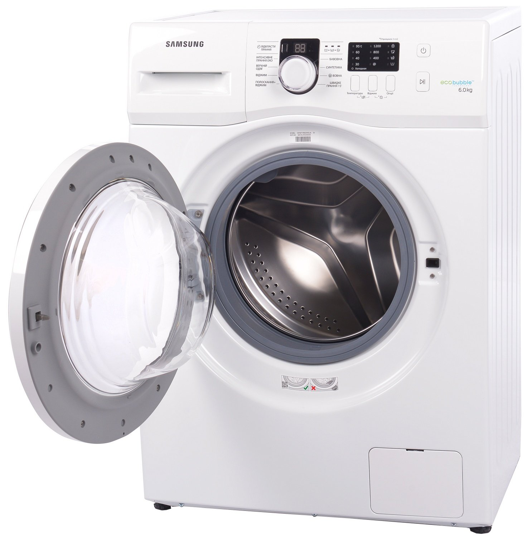 ≡ Пральна машина Samsung WF60F1R0E2WDUA – купити в Києві  7949a3ae1d16a