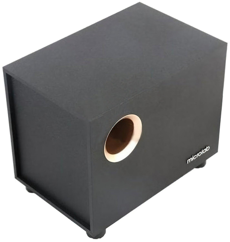 Акустична система 2.1 Microlab M-105R black (M-105R)фото3