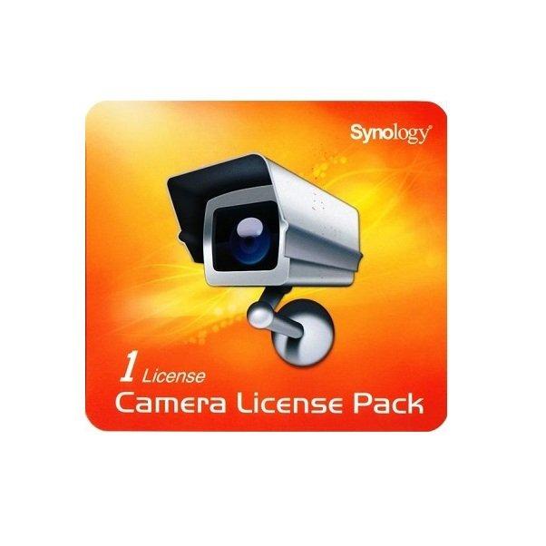 Лицензия SYNOLOGY Camera License Pack (1 camera) фото