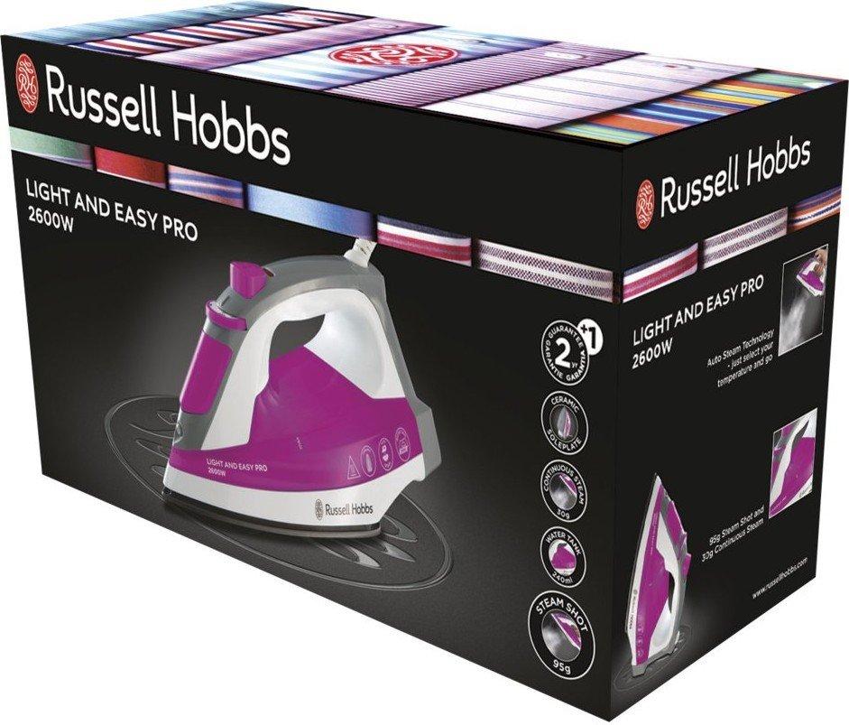 Утюг Russell Hobbs 23591-56 Light & Easy Pro фото 3