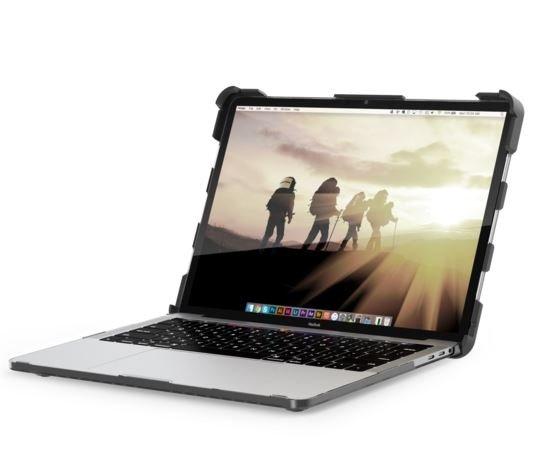 "<p>Чохол UAG для Macbook Pro 15"" Touch Bar (4th Gen) Plasma Ice</p>фото4"