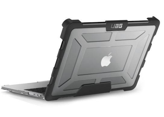 "<p>Чохол UAG для Macbook Pro 15"" Touch Bar (4th Gen) Plasma Ice</p>фото2"