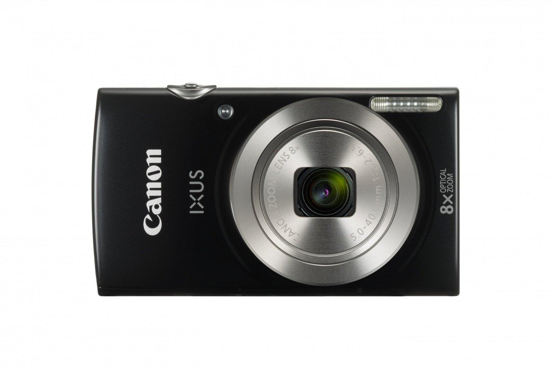 Фотоаппарат CANON IXUS 185 Black (1803C008) фото