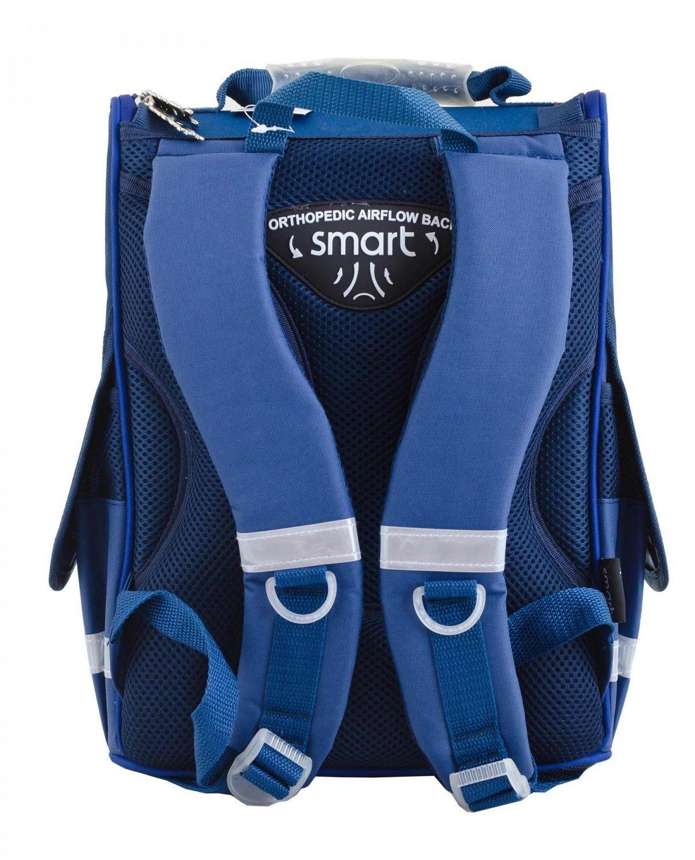 bd8ef73419f5 ≡ Рюкзак школьный каркасный Smart PG-11 London, 34*26*14 (553420 ...