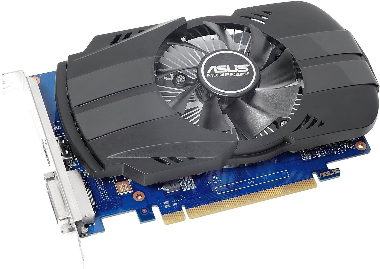 Відеокарта ASUS GeForce GT +1030 2GB GDDR5 OC (PH-GT1030-O2G) фото2